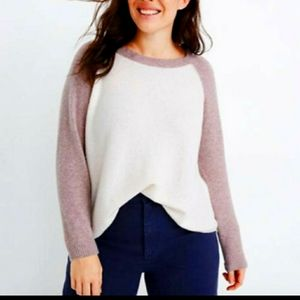 Madewell Allister Pullover Sweater